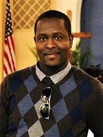 Rev. Gary Marcelin portrait