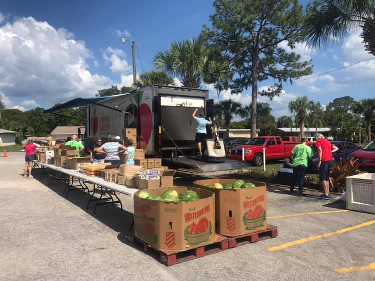 Edgewater, North Point, Opened Food Pantry in May | The
