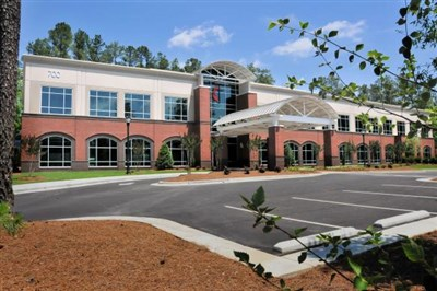 Picture of new North Carolina Conference headquarters