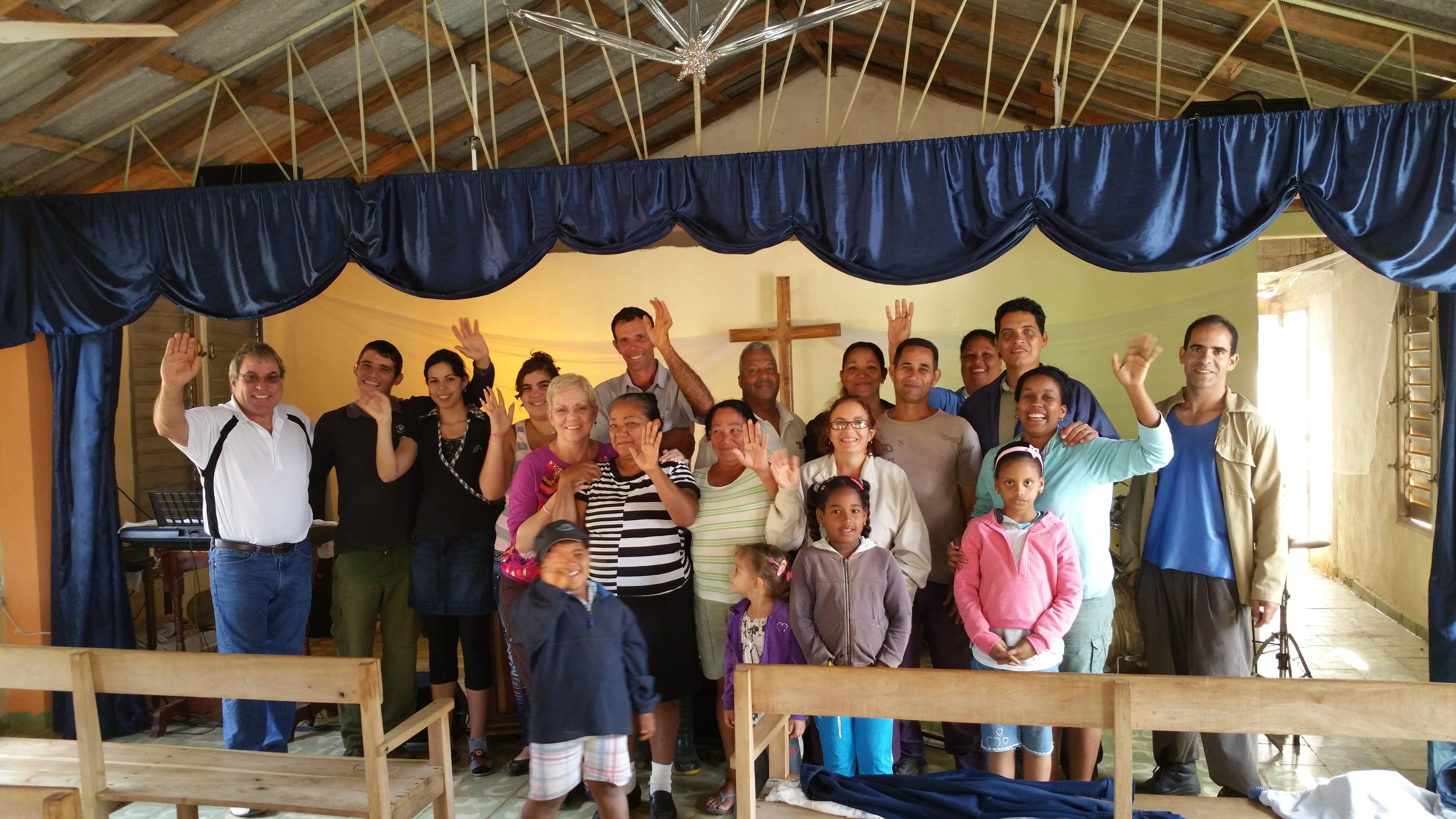 Cuba Mission Trip In Babujales Cuba The Florida