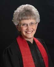 Bishop Peggy Johnson headshot