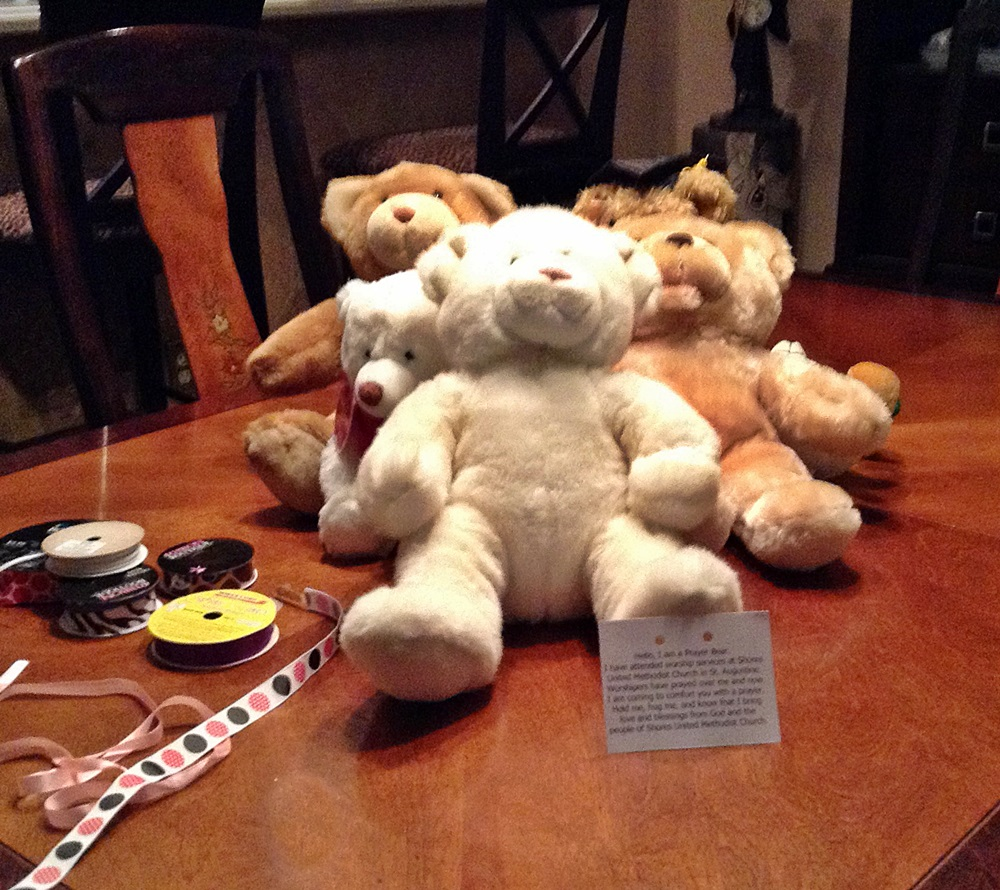 Prayer Bears Spread God S Love Lift Spirits The Florida