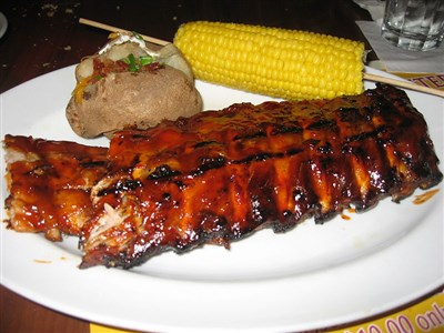 Patrick's Deep Fried Pork Ribs | The Florida Conference of