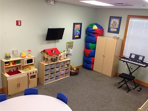 Children S Home Has New Play Therapy Room The Florida