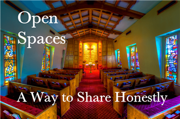 Open Spaces Promo Graphic